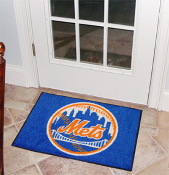 "New York Mets Starter Mat 20""x30"""