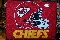 "Kansas City Chiefs All-Star Mat 34""x45"""