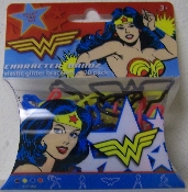 DC Comics Wonder Woman Logo Silly Bandz Pack (20)