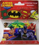 DC Comics Justice League Logos Logo Silly Bandz Pack (20)