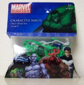 Marvel Universe Series 1 Logo Silly Bandz Pack (20)