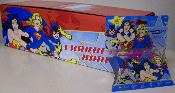 DC Comics Women Heroines Logo Silly Bandz Box (240)
