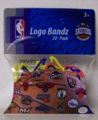 NBA Eastern Conference Logo Silly Bandz Pack (20)
