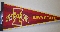 Iowa State Cyclones NCAA Full Size Pennant