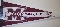 Mississippi State Bulldogs NCAA Full Size Pennant