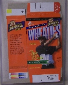 Tiger Woods Mini Wheaties Box