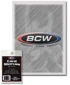 Card Sleeves BCW Brand Case (10,000)