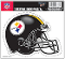 "Pittsburgh Steelers 5""x6"" Color Ultra Decal - Helmet"
