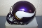 Minnesota Vikings Replica Mini Helmet Riddell