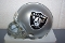 Oakland Raiders Replica Mini Helmet Riddell