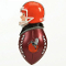 Cleveland Browns Magnet Magnetic Tackler