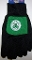 Boston Celtics Two Toned Utility Gloves