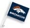 Denver Broncos Car Flag