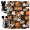 "Cleveland Browns 40""x50"" Disney Hugger Fleece Throw Blanket"