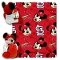 "St. Louis Cardinals 40""x50"" Disney Hugger Fleece Throw Blanket"