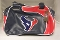 Houston Texans Perfect Bowler Handbag Purse Personal Organizer