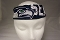 Seattle Seahawks Fanband Jersey Style Elastic Headband Hairband