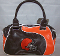 Cleveland Browns Perfect Bowler Handbag Purse Personal Organizer