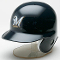 Milwaukee Brewers Mini Batting Helmet Riddell