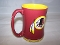Washington Redskins NFL 15 oz Sculpted Relief Mug Coffee Cup