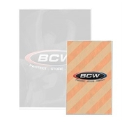 Tobacco Card Sleeves Ultra Pro Brand Pack (100)