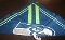Seattle Seahawks NFL Fandana Bandana Hair Wear Headhand