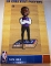 James Worthy LA Lakers Legends Bobblehead