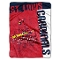 "St. Louis Cardinals 60""x80"" Plush Raschel Throw Blanket"