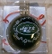 "New York Jets 2 5/8"" Traditional Bulb Ornament"
