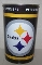 "Pittsburgh Steelers 15"" Waste Basket"
