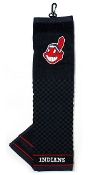 Cleveland Indians MLB Embroidered Golf Towel
