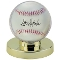 Gold Base Baseball Holder Ultra Pro (1)