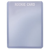 "3""x4"" Topload Holders White Rookie Ultra Pro Pack (25)"