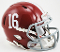 Alabama Crimson Tide Replica Speed Mini Helmet Riddell #16