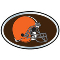 Cleveland Browns Color Emblem