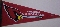 Arizona Cardinals Full Size Pennant