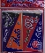 National League Mini Pennant Complete Set of All Teams