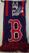 Boston Red Sox Winter Scarf
