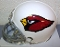 Arizona Cardinals Replica Mini Helmet Riddell