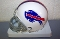 Buffalo Bills Replica Mini Helmet Riddell