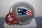 New England Patriots Replica Mini Helmet Riddell