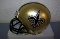 New Orleans Saints Replica Mini Helmet Riddell