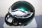Philadelphia Eagles Replica Mini Helmet Riddell