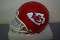 Kansas City Chiefs Replica Mini Helmet Riddell