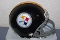 Pittsburgh Steelers (63-76) Throwback Mini Helmet Riddell