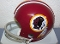 Washington Redskins (72-77) Throwback Mini Helmet Riddell