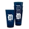 Detroit Tigers 4 Pack - 16 oz Plastic Glass Set