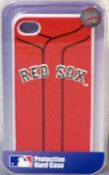 Boston Red Sox iPhone4/iPhone4S Case Jersey Style