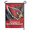 "Arizona Cardinals 11""x15"" Color Garden Yard Lawn Flag"