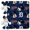 "Detroit Tigers 40""x50"" Disney Hugger Fleece Throw Blanket"